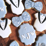 Royal Icing Cookie Favours, Decorated Cookies, Love Biscuits, Cookie Favours, Cookies Made in Melbourne, Cookie Decorator, Boxed Cookies, Boxed biscuits
