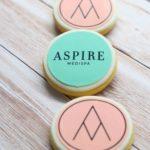 Printed cookies, logo biscuits, logo cookies, corporate gifts, cookies as gifts