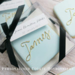 Royal Icing Cookie Favours, Decorated Cookies, Love Biscuits, Cookie Favours, Cookies Made in Melbourne, Cookie Decorator, Boxed Cookies, Boxed biscuits, Embossed Cookies, Stamped Biscuits