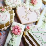 Cake In The Afternoon - Made In Melbourne English Garden Cookies 2