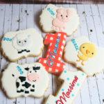 Barn Yard Cookies