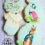 Cake In The Afternoon Melbourne - PETER RABBIT Cookies