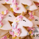 Cake In The Afternoon - Made In Melbourne - 2 Unicorn Cookies