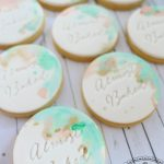 Cake In The Afternoon - Made In Melbourne - CURSIVE ALMOST BAKED COOKIES
