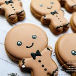 Cake In The Afternoon - Made In Melbourne Gingerbread Christmas Cookies