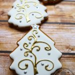Cake In The Afternoon - Made In Melbourne Gingerbread Christmas trees