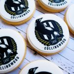 Cake In The Afternoon - Made In Melbourne - New Collinwood Logo Cookie