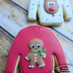 Cake In The Afternoon - Made In Melbourne Ugly Sweater Christmas Gingy Cookies