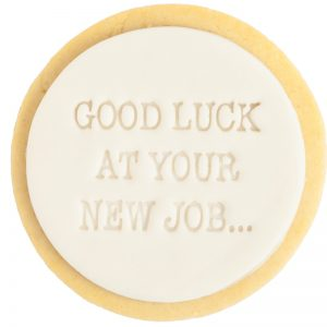Good-luck-At-Your-Job-cookie