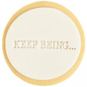 KeepBeing-cookie