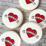 Printed Cookies, Corporate Cookies, Royal Icing Cookie Favours, Decorated Cookies, Love Biscuits, Cookie Favours, Cookies Made in Melbourne, Cookie Decorator