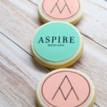 Printed cookies, logo biscuits, logo cookies, corporate gifts, cookies as gifts