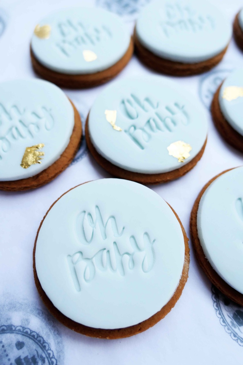 embossed cookies, baby shower, Cake-in-the-afternoon-made-in-melbourne, cookies, decorated cookies