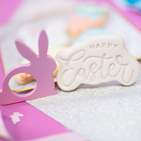 EMBOSSED EASTER COOKIES