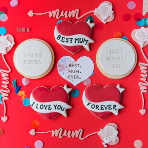 MOTHER'S DAY COOKIES - MADE IN MELBOURNE SHIPPED AUSTRALIA WIDE