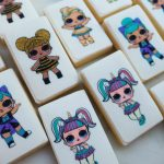 LOL DOLL, LOL BIRTHDAY, PRINTED COOKIES - MADE IN MELBOURNE SHIPPED AUSTRALIA WIDE