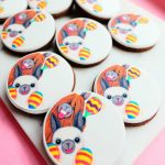 Cake In the Afternoon - Made In Melbourne - LLAMA PRINTED COOKIES