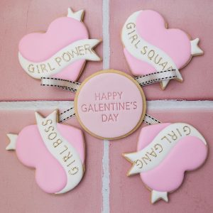 Hey There Cookie! Galentine's Day - Girl Power