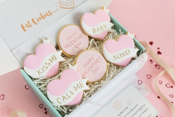 Hey There Cookie! Valentine's Day Love Notes